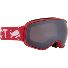 Red Bull SPECT Alley Oop Goggles, red/amber snow